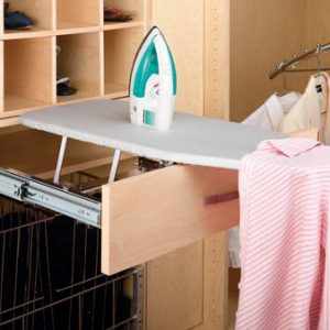 Closet Ironing Boards